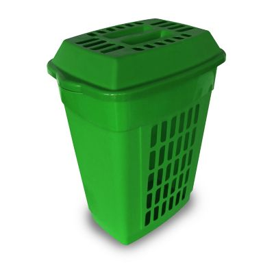 Cesto Italia calado verde 48 L