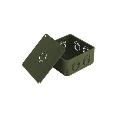 """Caja registro conduit PVC 1/2"""" 3/4 1"""" uso de canalización de cables"""