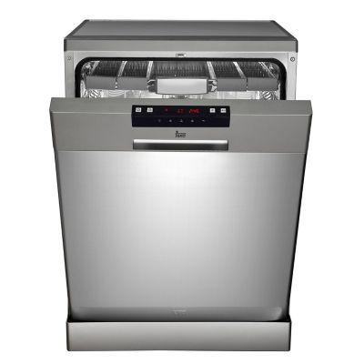 Lavavajillas Acero Inoxidable para 14 Servicios