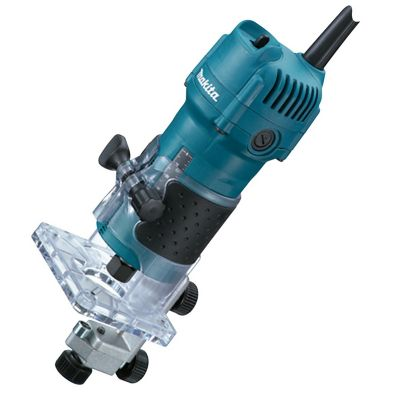 "Router 6mm 1/4"" 30,000 rpm 530w"