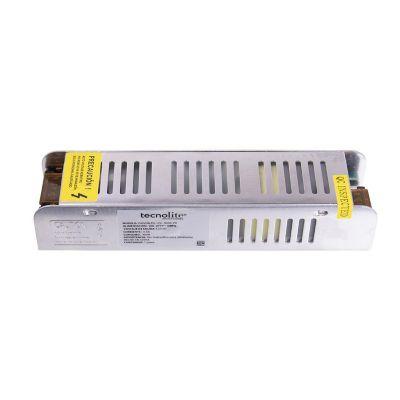 Driver c/salida 12V 100W para proyecto (aluminio)