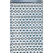 Cortina Peva mediana puntos178x183 cm