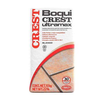Boquilla Boquicrest Ultramax blanco 10 kg