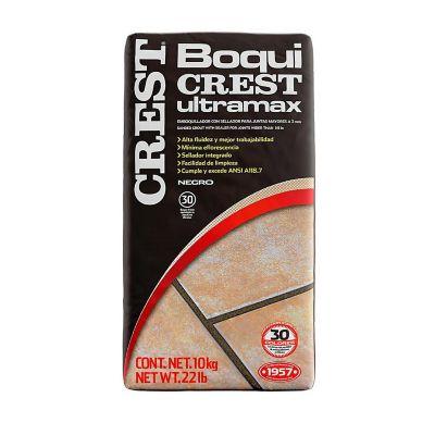 Boquilla Boquicrest Ultramax negro carbón 10 kg