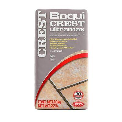 Boquilla Boquicrest Ultramax platino 10 kg