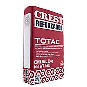 Adhesivo Crest total blanco 20 kg