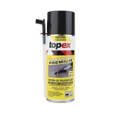 Espuma poliuretano 300 ml