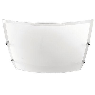 Plafón Inomost blanco S/L100-240V E27