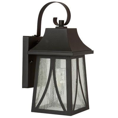 Farol Anto negro S/L100-240V E27