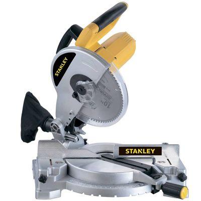 """Sierra de Inglete Stanley 10"""" 1650W"""