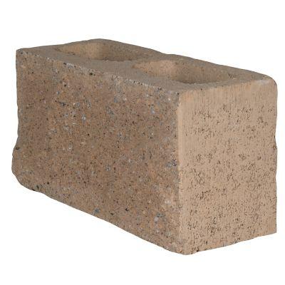 Block rústico ocre 15 x 20 x 40 cm