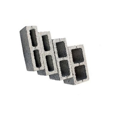 Block hueco liso 12 x 20 x 40 cm