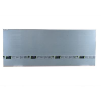 Lámina de policarbonato Alveolar Sunlite cristal 6 mm 1.83X6.10 cm