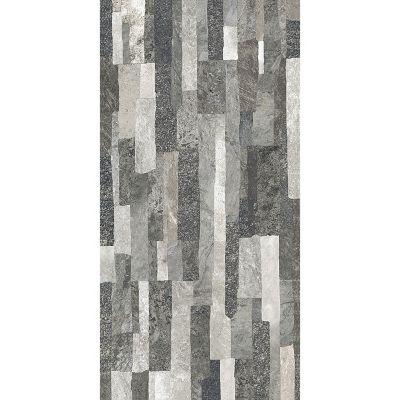 Muro cerámico París gris 30x60 cm