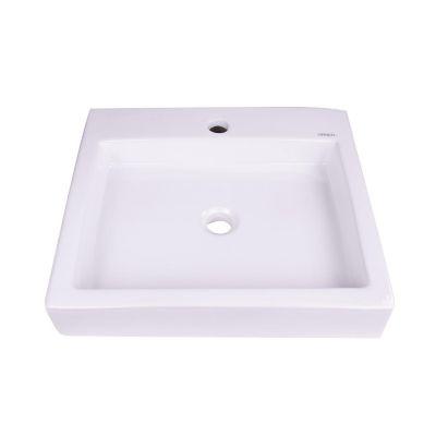 Lavabo kub blanco ceramica
