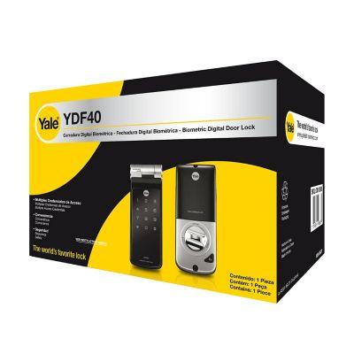 Cerradura Finger Bolt YD F40 semiembutir
