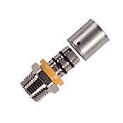 Conector reduccion   r m gas 1/2x3/4