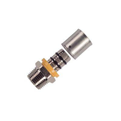Conector reduccion   r m gas 3/8x3/4
