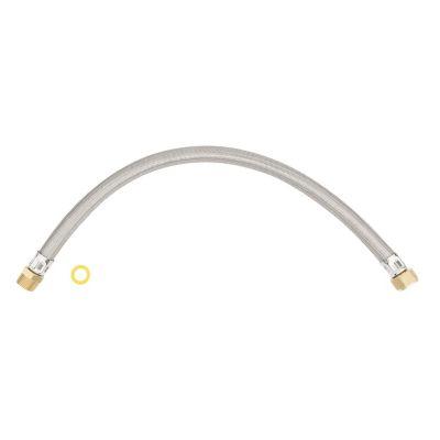 Manguera  Calentador Inox 3/4X3/4Mx60Cm