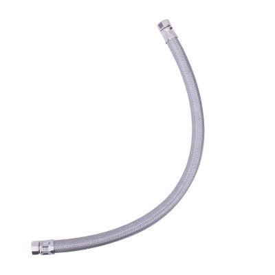 Manguera  Calentador Inox 1/2X1/2X60Cm
