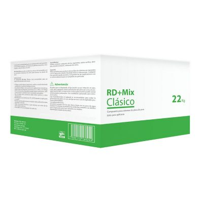 Compuesto rd+mix caja 22 kg