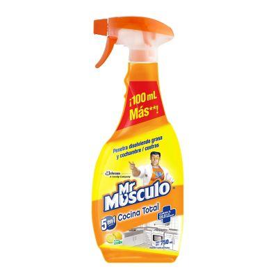 Limpiador cocina total limón 750 ml