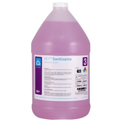 Sanitizante 4 L