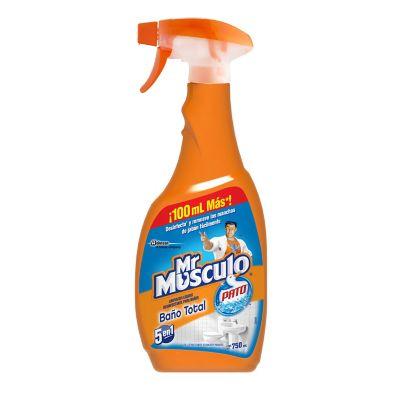 Limpiador baño 5 en 1 - 750 ml