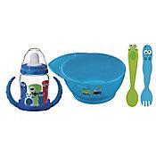 Set infantil Monsterbaby 4 piezas