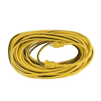 Extensión SJT 3x14 20m amarilla/negro