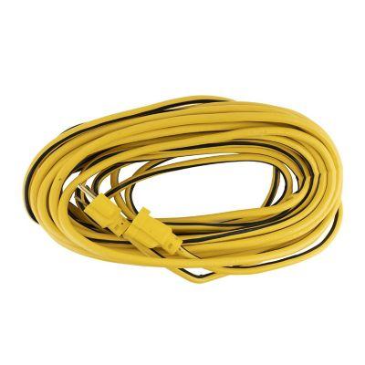 Extensión SJT 3x14 15m amarilla/negra