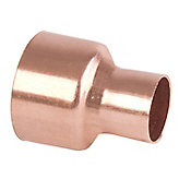 Reduccion bushing 1/2 x 3/8 cobre