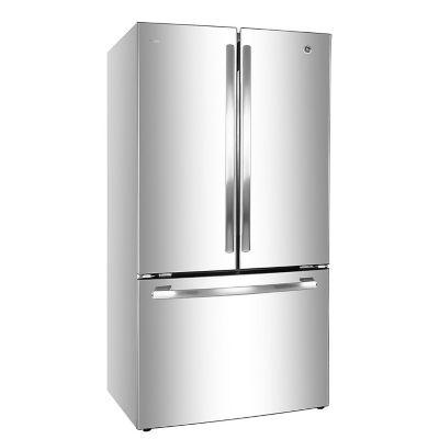 Refrigerador French Door con Frabrica Hielo 24 Pies