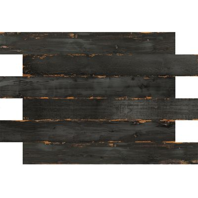 Piso cerámico Barahona negro 34x50 cm