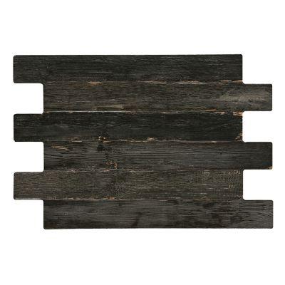 Piso cerámico Potter negro 34x50 cm