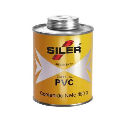 Bote 480 g pegamento para tubería de PVC bote amarillo