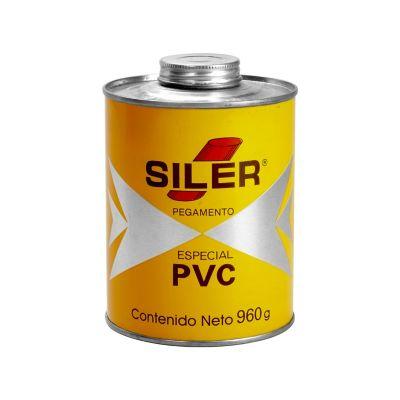 Bote 960 g pegamento para tubería de PVC bote amarillo