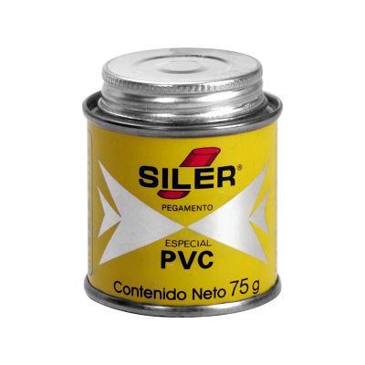 Bote 85 g pegamento para tubería de PVC bote amarillo