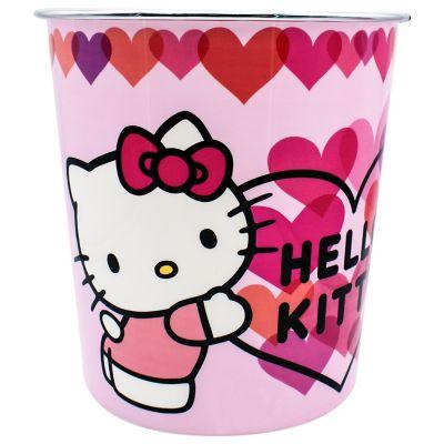 Bote de basura Hello Kitty