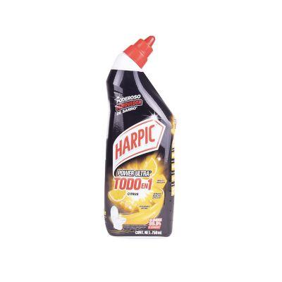 Limpiador líquido power ultra citrus 750 ml