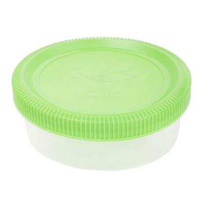 Contenedor c/taparrosca 600 ml plástico