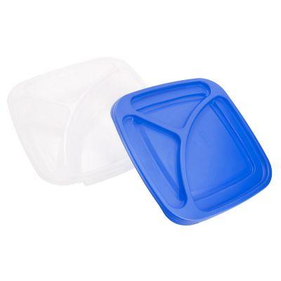 Contenedor 1.2 L plástico