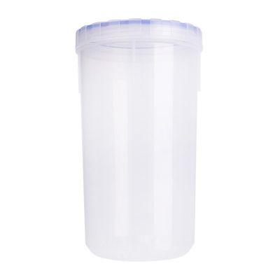 Contenedor c/taparrosca 2.6 L plástico