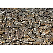 Fotomural muro de piedra 368x254 cm