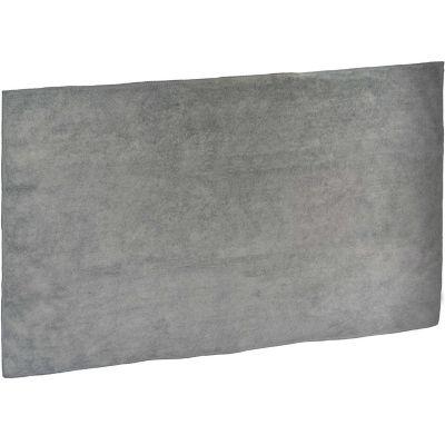 Jerga de microfibra gris 80 x 50 cm