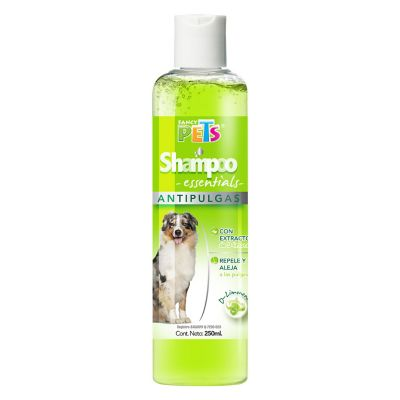 Shampoo antipulgas 250 ml