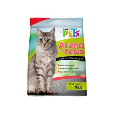 Arena para gatos 3 kg