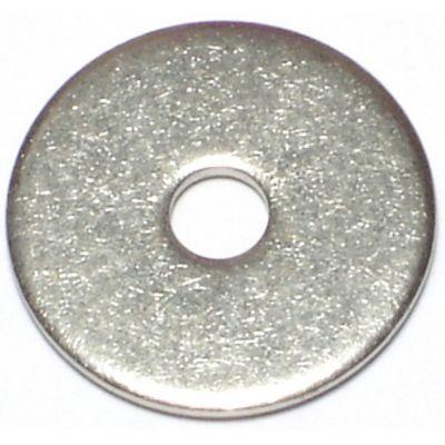 """Arandelas anchas de zinc 5/32"""" x 7/8"""" 6 pz"""
