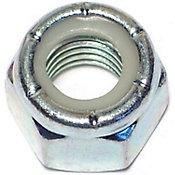Tuercas gruesas inserción nylon y zinc 1/2-13 50 pzs.