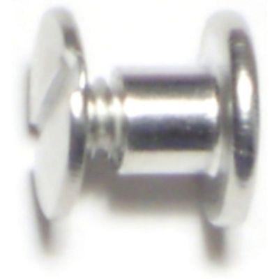 "Poste roscado 3/16"" aluminio 1 pieza"